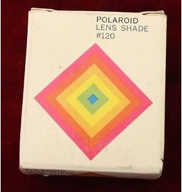 Polaroid Lens Shade #120 for the Polaroid SX-70 Land Camera (Pre-owned)