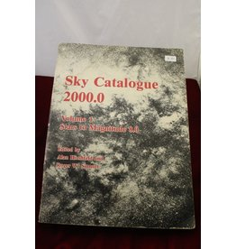 Sky Catalogue 2000 Vol 1 Stars to Mag 8 (Pre-owned)