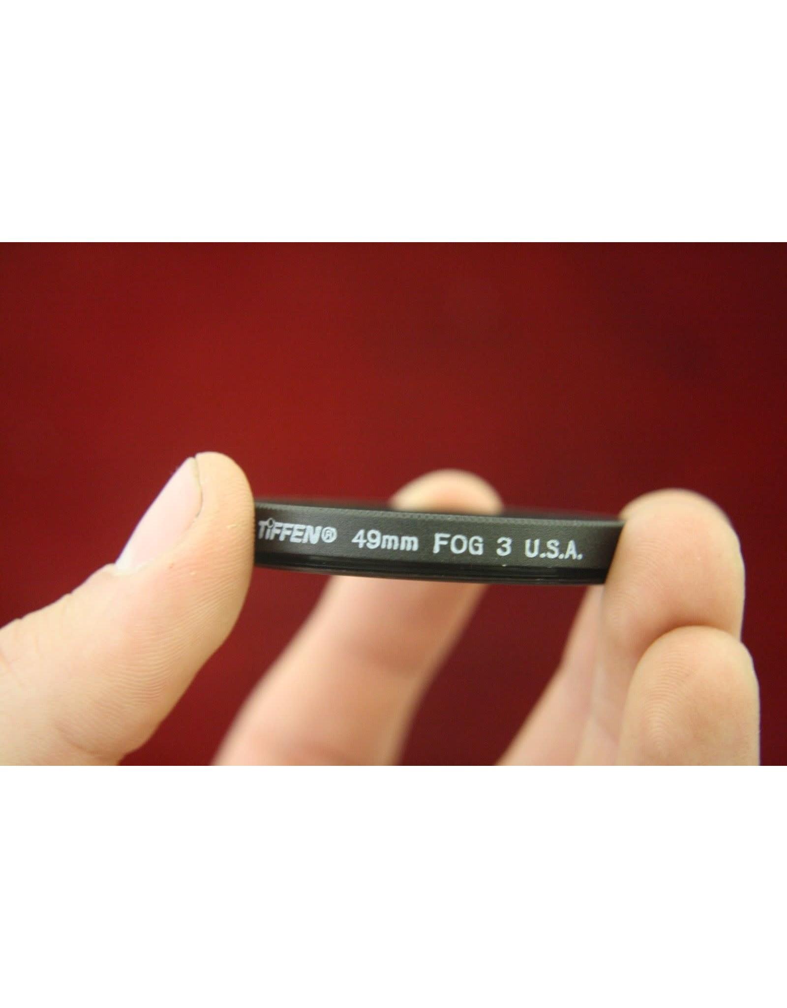 Tiffen 49mm Fog 3