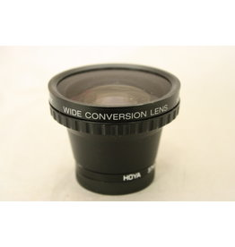 Vintage Sony VCL-0637H Wide Conversion lens x0.6 Made in Japan (Pre-owned)  with 37mm UV Filter