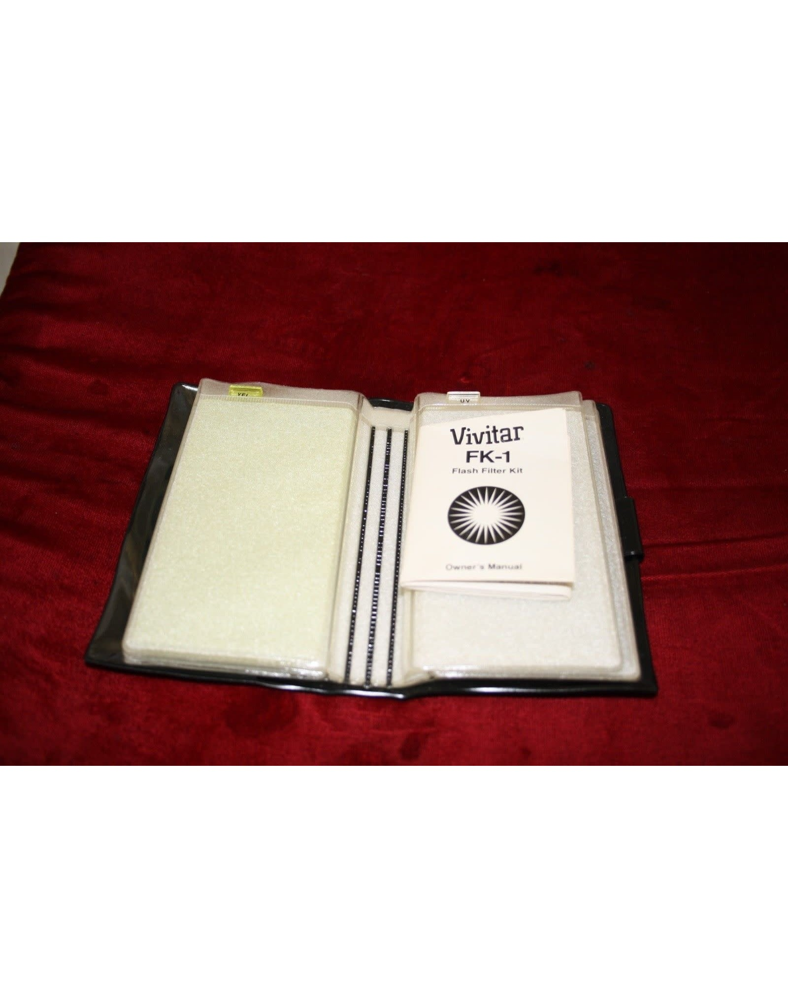 Vivitar FK-1 Flash Filter Kit for 283 Flash