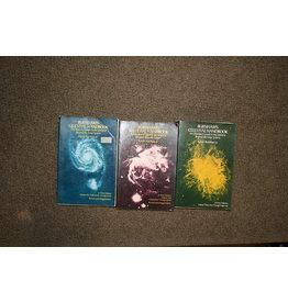 Burnham's Celestial Handbook Vol 1- 3 (Set of 3 Volumes)