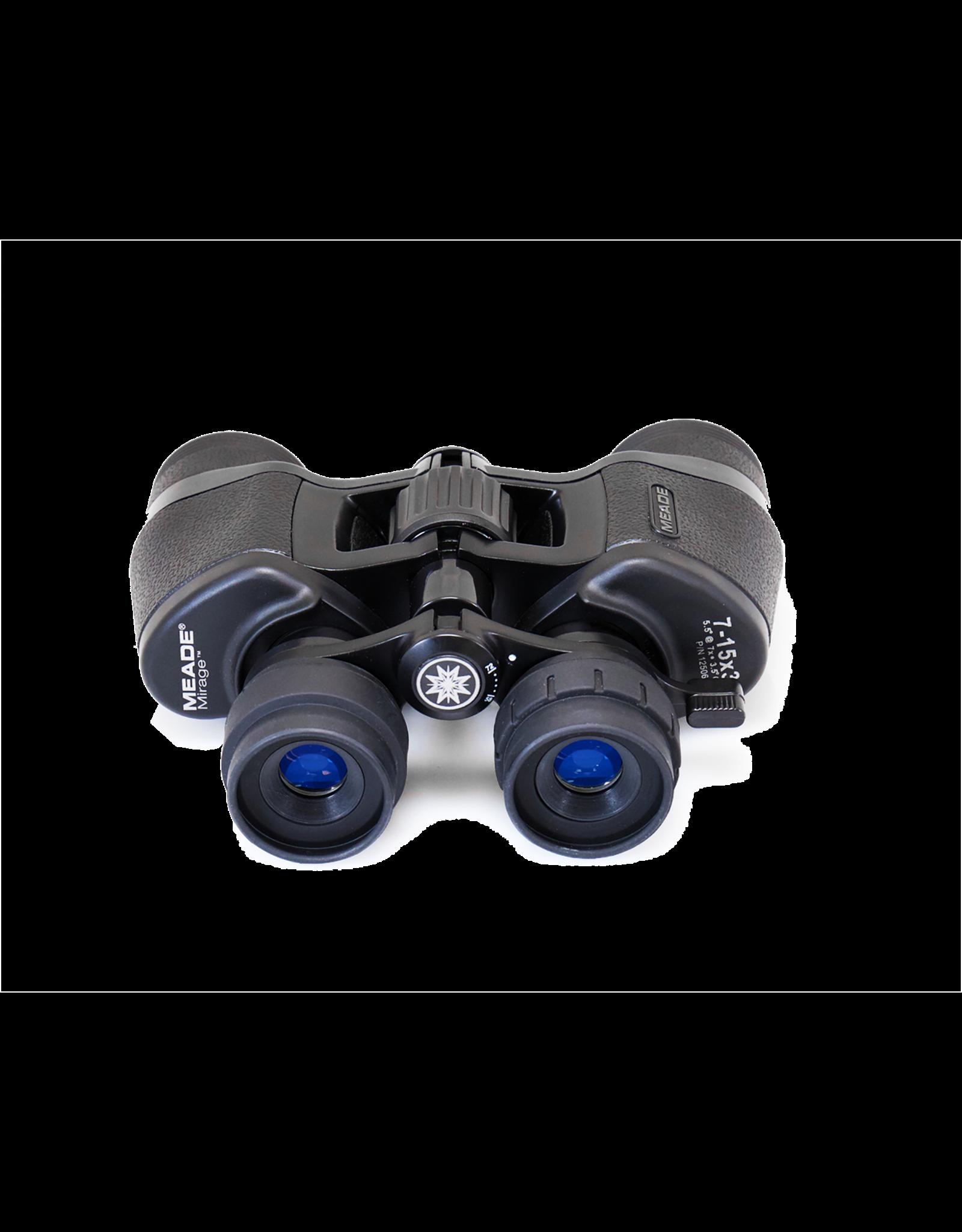 Meade Meade Mirage 7-15x35 Binoculars