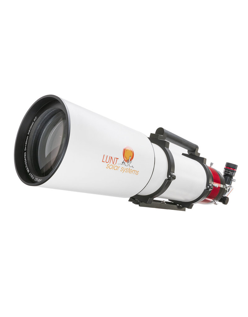 Lunt Lunt LS130THa Solar Telescope H-Alpha Pressure Tuned with Blocking Filter