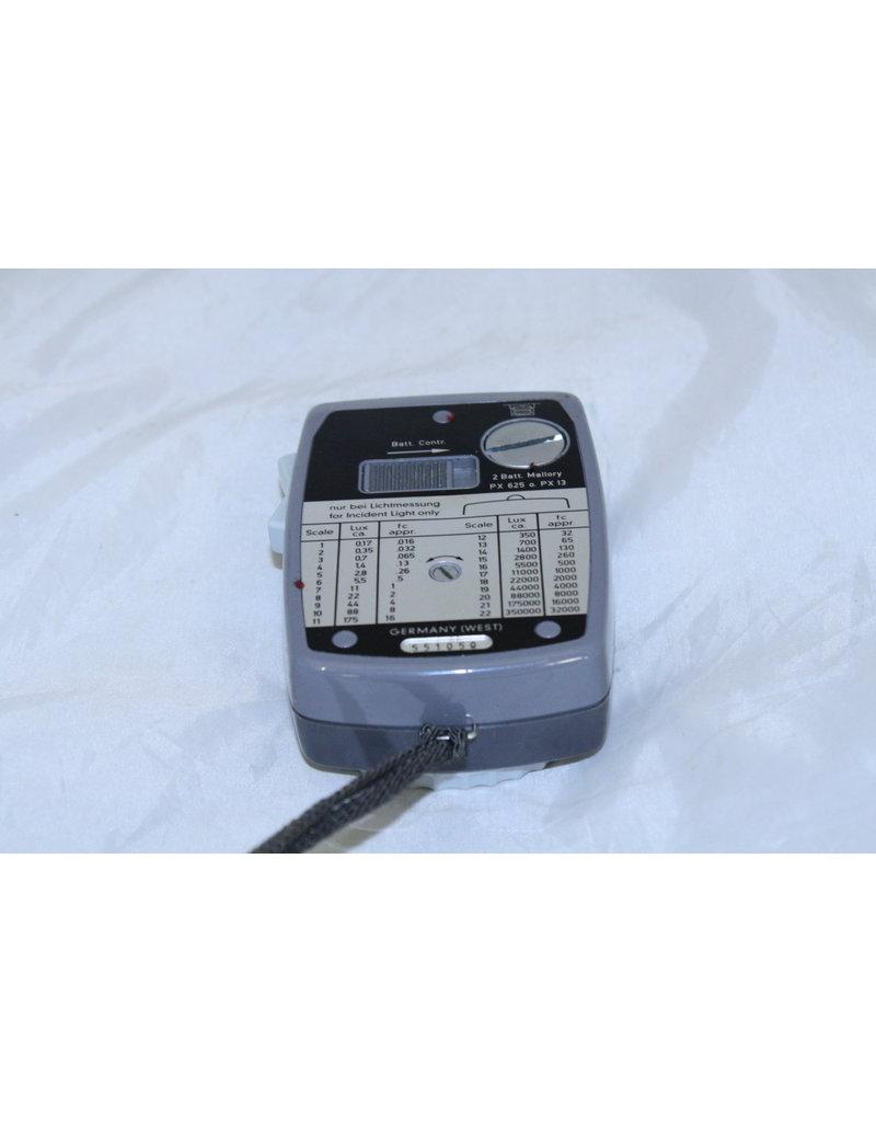 Gossen Luna Pro Light Meter