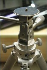 Leitz Tiltall 4602 Professional Aluminum (SILVER) Tripod Pan Tilt 70 Inches