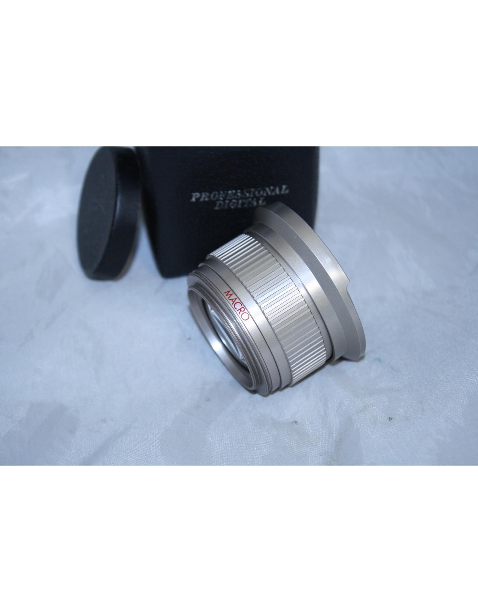 Arcturus Digital High Def 0.42X WA w/ Macro (46mm)