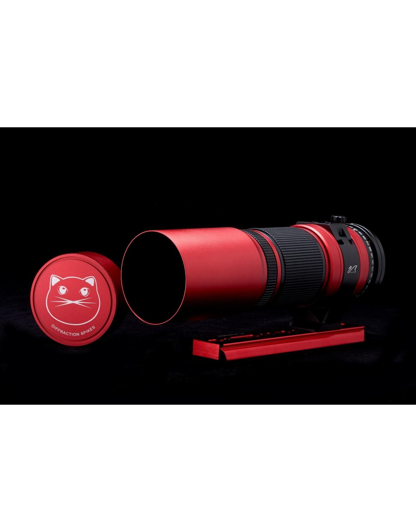 William Optics William Optics RedCat 51 APO 250mm f/4.9 (1.5 Generation)