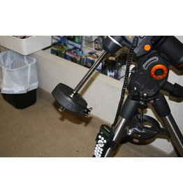 Celestron CGEM with Tripod, Pelican 1610 Case, ADM Upgrade Kit,  New German Bearings and Hand Controller