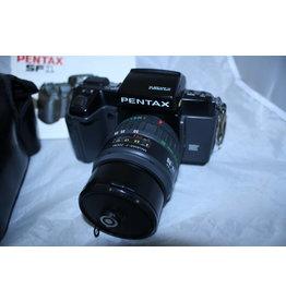 Pentax SF1 with 28-80mm Takumar-F (Pre-owned)