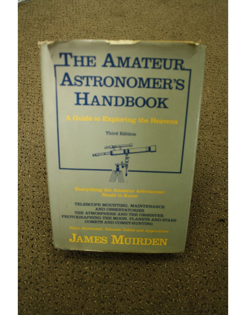 The Amateur Astronomer's Handbook