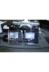 Olympus OM-1n film camera with 50mm f1.8 Zuiko Astrophotography Kit- Ex+