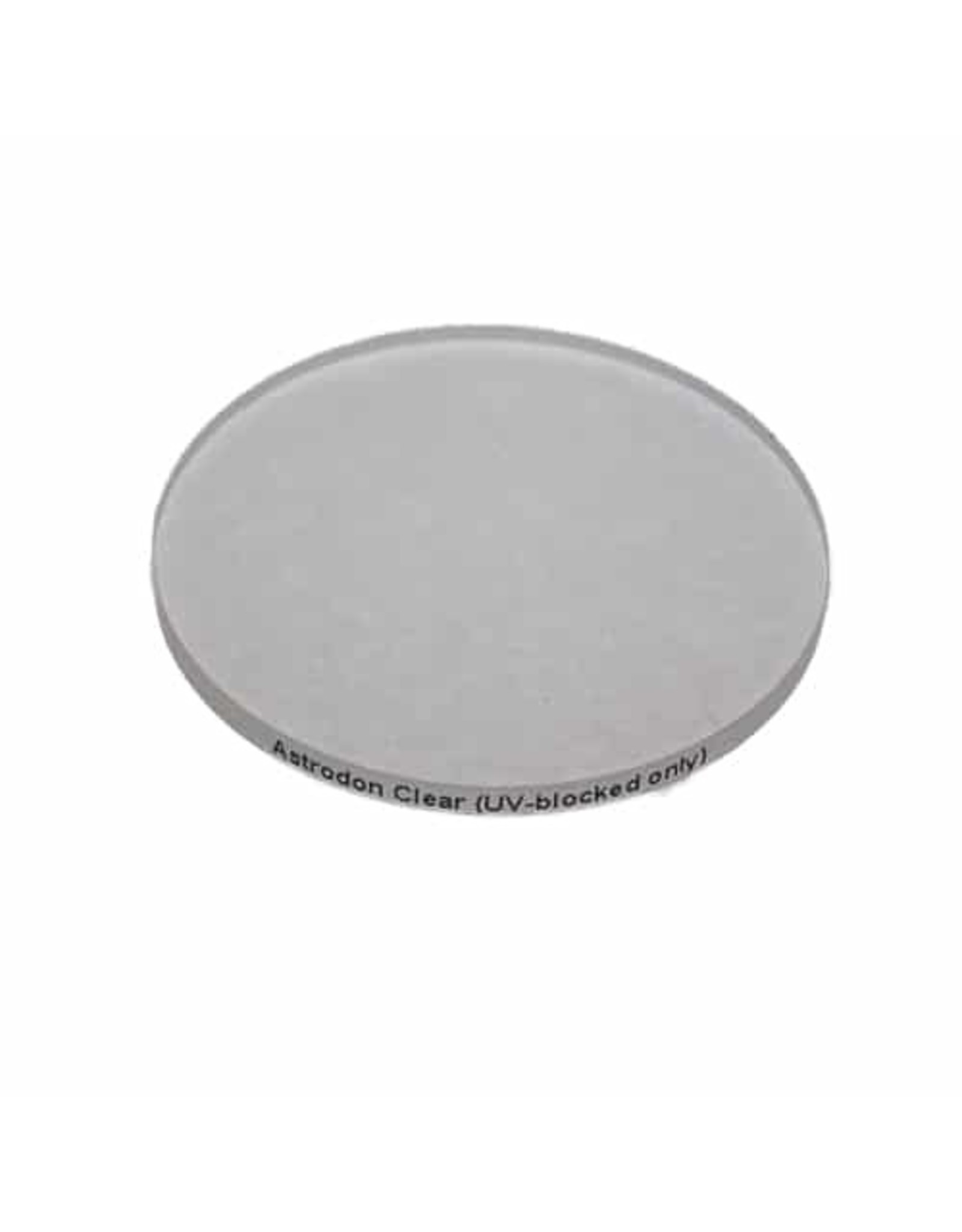 "Astrodon Astrodon Clear Filters - Astrodon 1.25"" Mounted Clear (UV-blocked, No NIR blocking)"