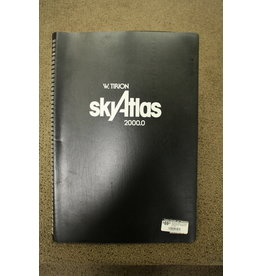 SkyAtlas 2000 Laminated Field Edition Stargazing kit (Pre-owned) with Companion book, Lam charts & L-5 Data Scale