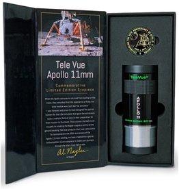 """Tele Vue 1.25"""" & 2"""" Apollo 11 Special Edition Eyepiece - 11mm"""