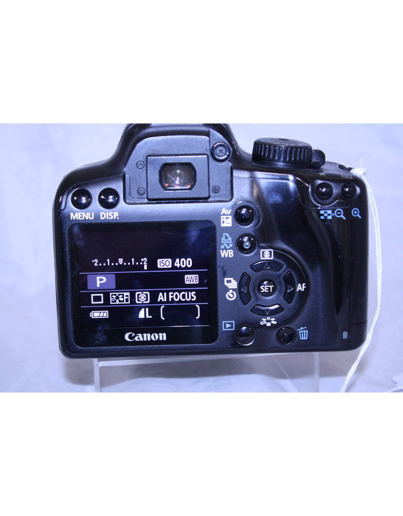Canon Canon Rebel XS 10.1 Megapixel DSLR  with 18-55 (Pre-owned)