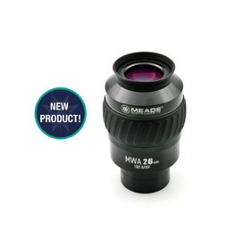 "Meade Meade Series 5000 Mega Wide Angle Eyepiece 26mm (2"")"