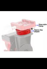 William Optics iOptron Skyguider Pro Dec Adapter - M-IOPSG-SPM