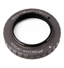 William Optics William Optics Nikon Mount Wide T Thread (48mm)