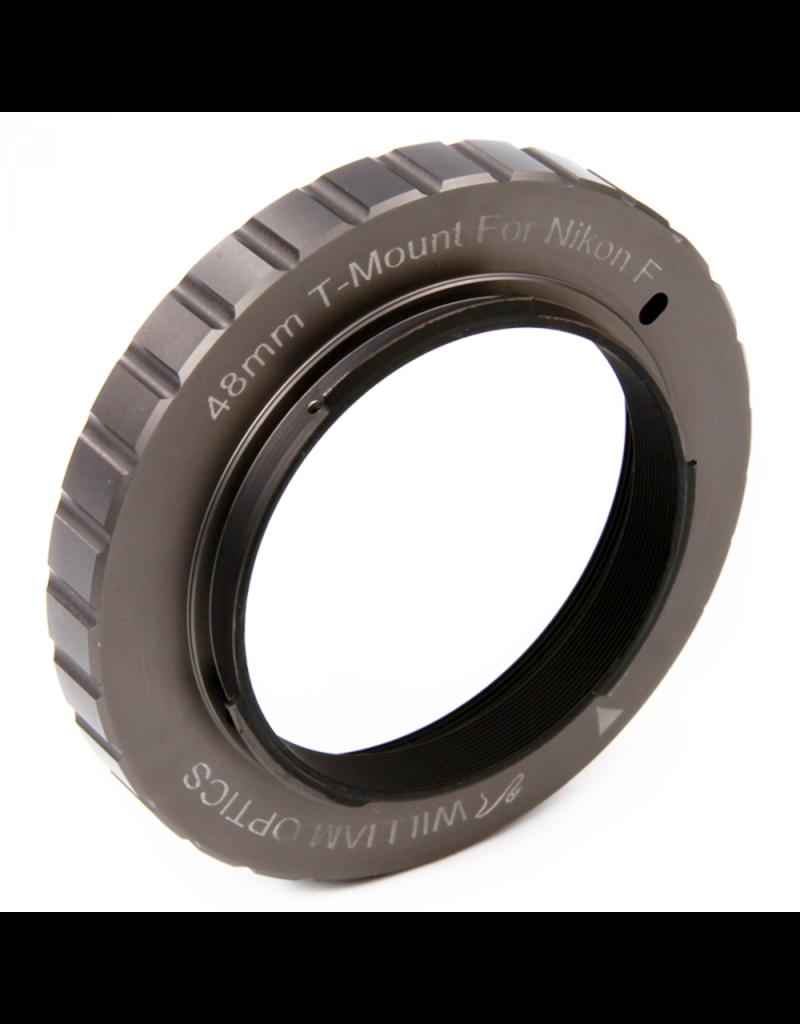 William Optics William Optics Nikon Mount Wide T Thread (48mm)