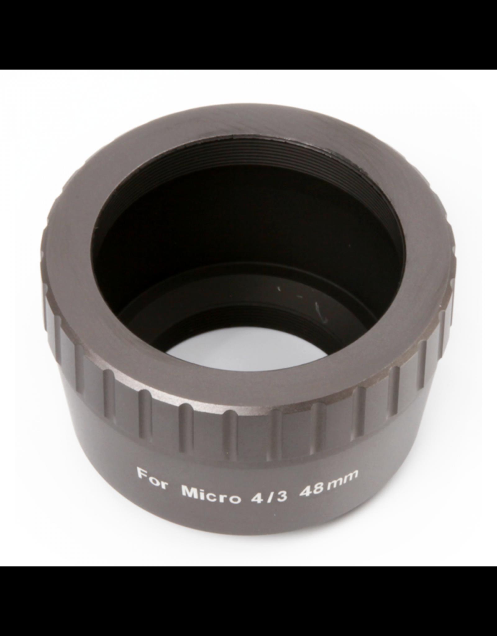 William Optics William Optics Micro Four Thirds Mount Wide T Thread (48mm)