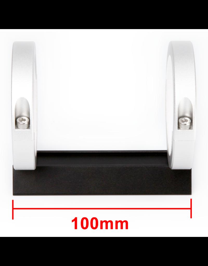 William Optics William Optics Slide-Base 50mm Silver Guiding Rings - M-GR50IISL