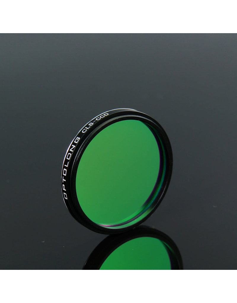 "Optolong Optolong CLS-CCD Filter 1.25"" Mounted"