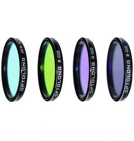 "Optolong Optolong LRGB CCD Filter Set - 2"" Mounted"