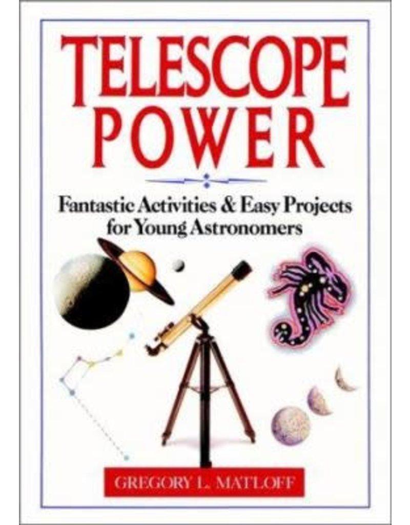 Telescope Power by Gregory Matloff