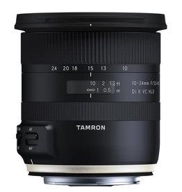 Tamron Tamron SP 10-24mm f3.5-4.5 Di-II VC HLD w/hood