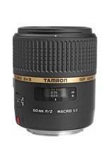 Tamron Tamron SP 60mm f2 Di-II LD (IF) 1:1 Macro w/hood