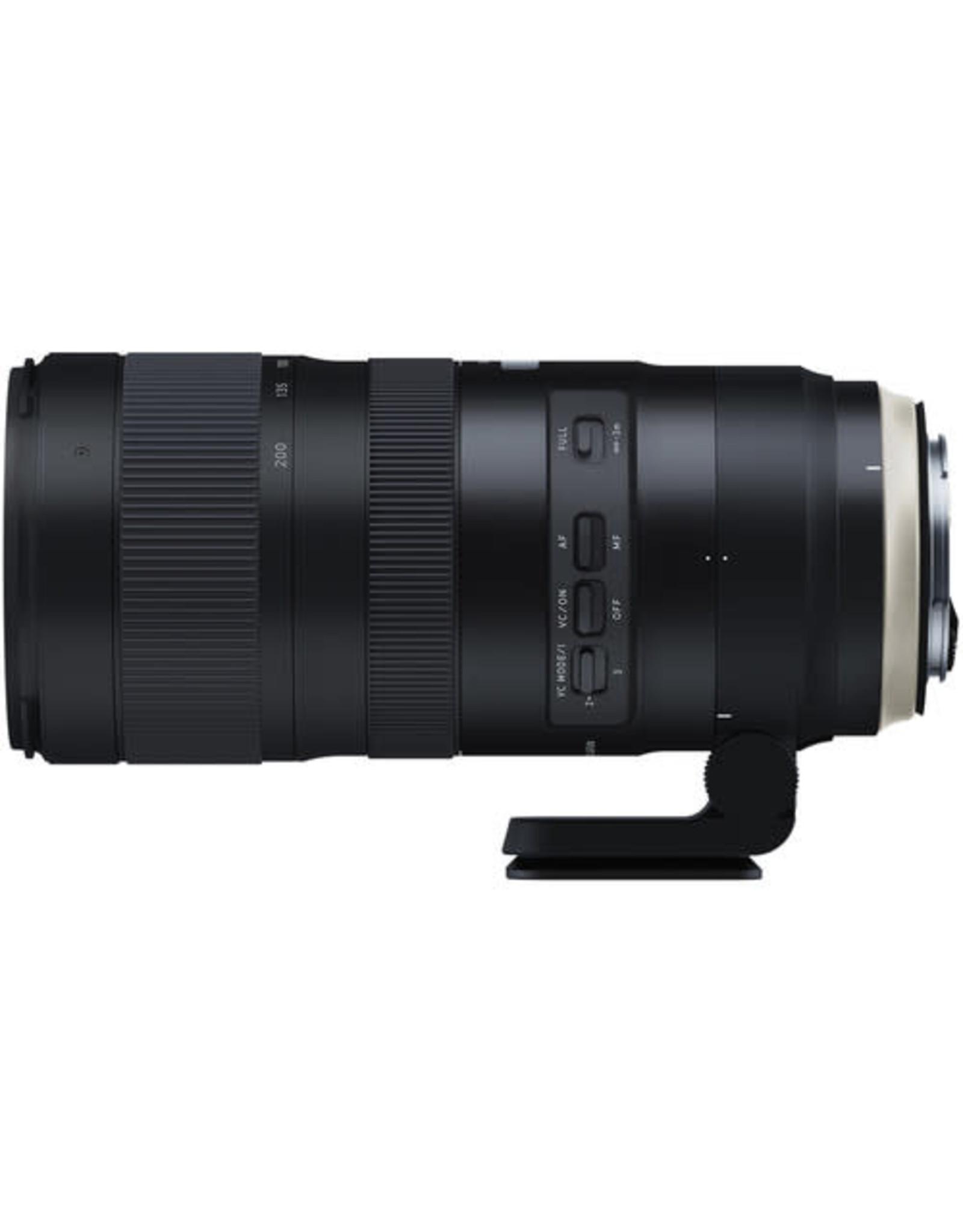 Tamron Tamron SP 70-200mm f2.8 Di VC USD G2  w/hood