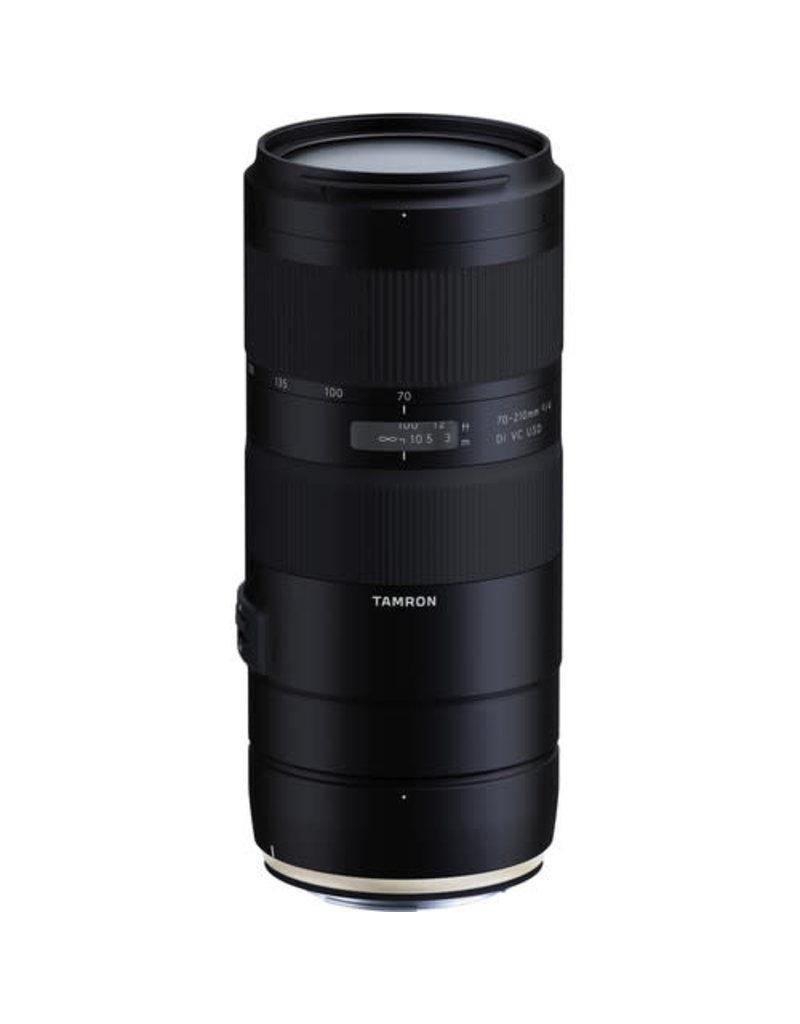 Tamron Tamron SP 70-210mm f4 Di VC USD w/hood