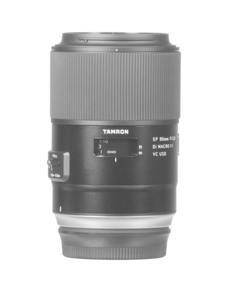 Tamron Tamron SP 90mm f2.8 Di VC USD 1:1 Macro w/hood