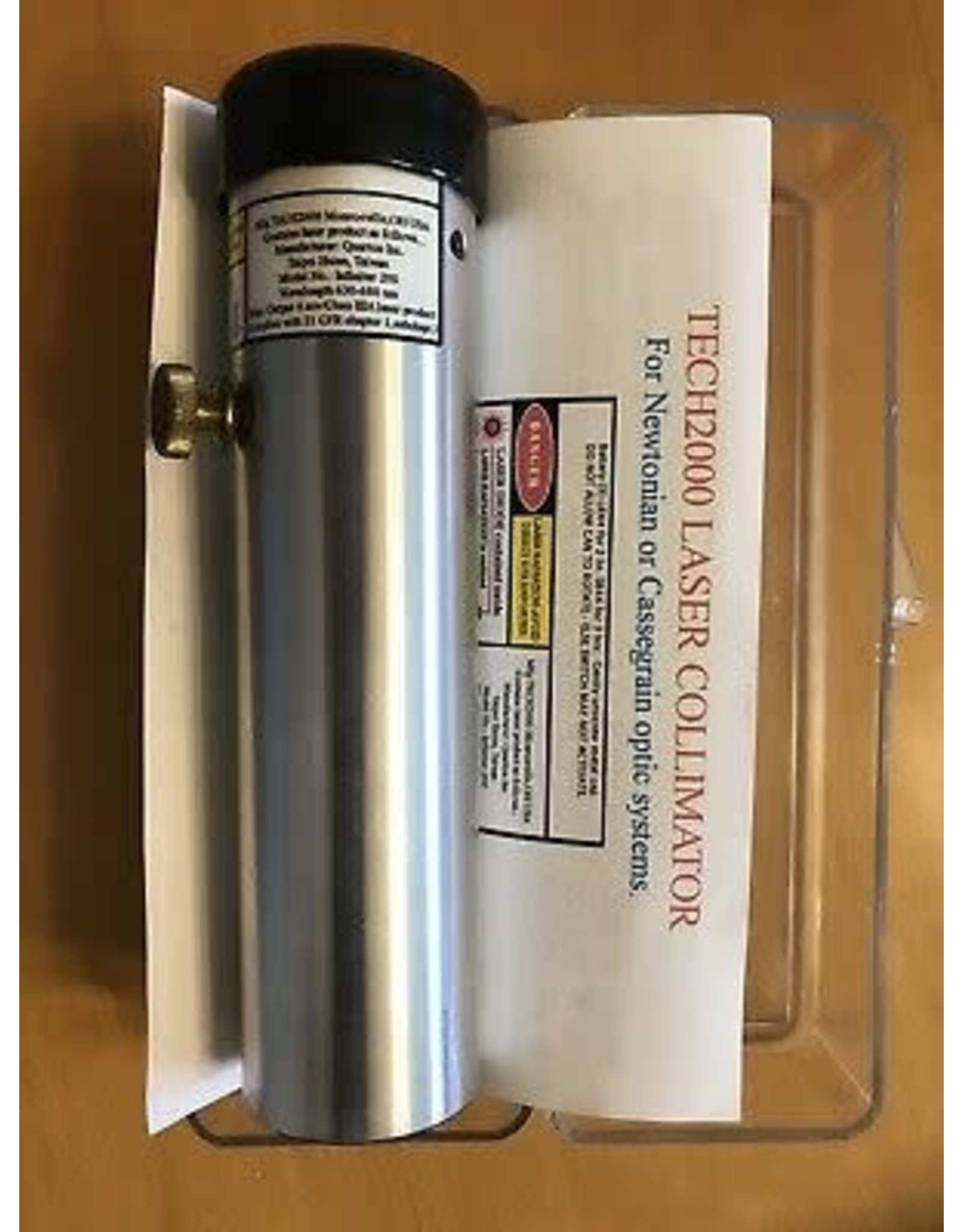 """Tech2000 Tech2000 1.25"""" Laser Collimator (Pre-owned)"""