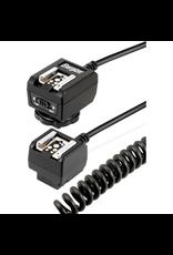 Bower Energizer Multi-Fit TTL Flash Cord for Select Digital Cameras #ENE-TTLU