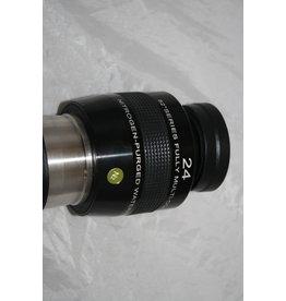 "Explore Scientific Explore Scientific 2"" - 24 mm Nitrogen Purged 82° Waterproof Eyepiece (DISPLAY MODEL)"