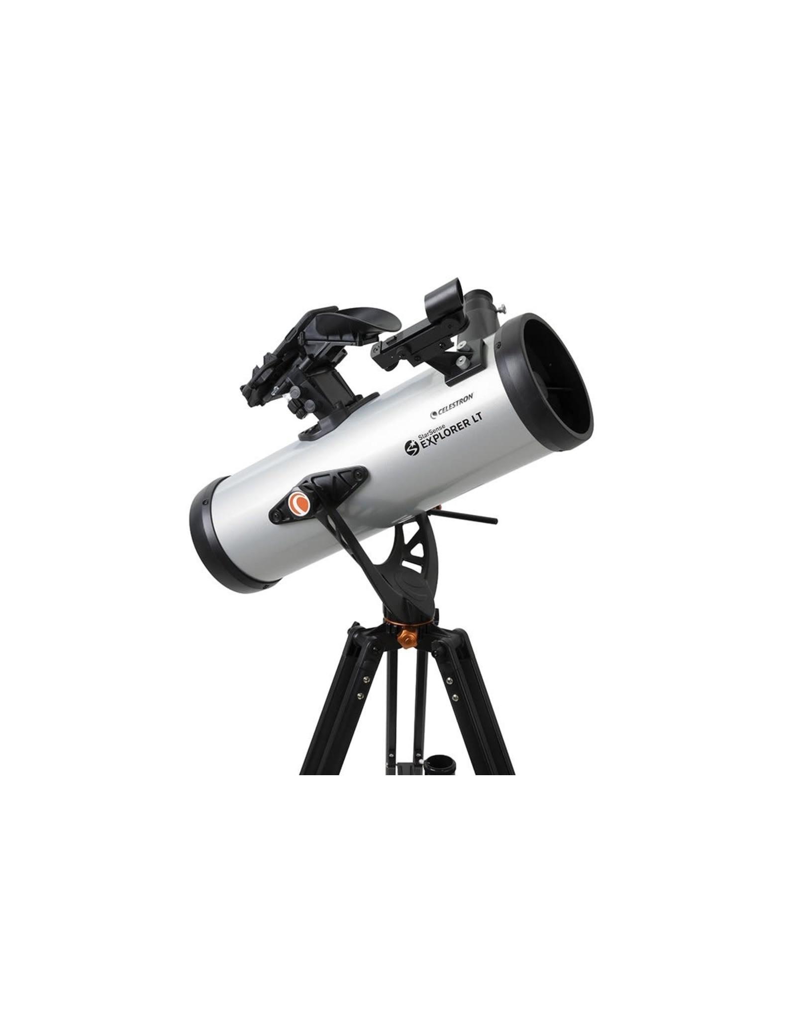 Celestron StarSense Explorer™ LT 114 Smartphone App-Enabled Newtonian Reflector Telescope