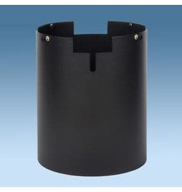 Astrozap Celestron 9.25 SCT Aluminum Dew Shield - With Upper and Lower Dovetail Notches