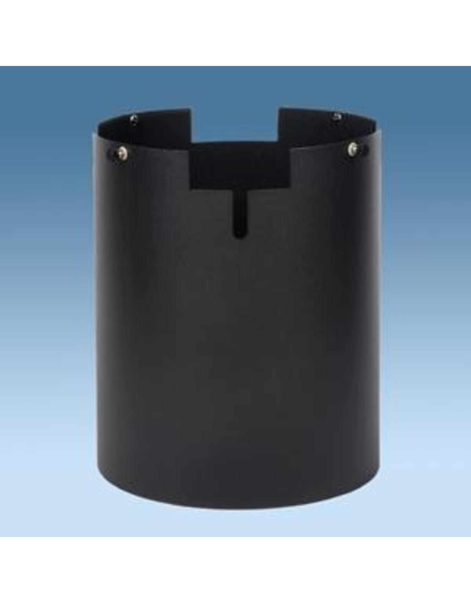 """Astrozap Astrozap AZ-245 Dew Shield for Celestron 8"""" HD with top & bottom notch"""