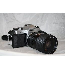 Pentax K1000 with 28-80mm Zoom ( Pre-owned)