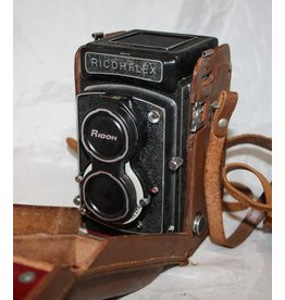 Ricohflex Twin Lens Reflex with Riken Riconar 80mm (Pre-Owned)