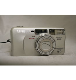 Minolta Freedom Zoom 150 35mm Camera (pre-owned)