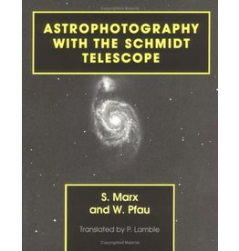 Astrophotography with the Schmidt telescope - S. Marx and W. Pfau