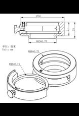 ZWO ZWO 2″ Filter Drawer (M42)