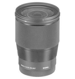 Sigma Sigma 16mm f/1.4 DC DN Contemporary Lens (Specify Mount)