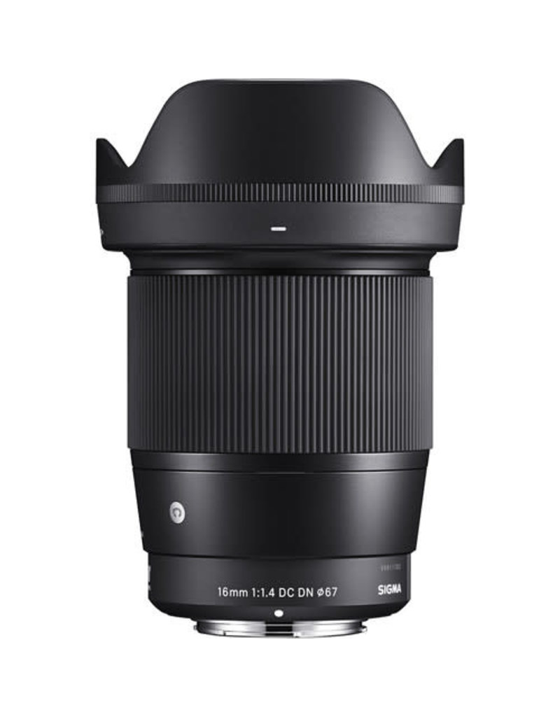 Sigma Sigma 16mm f/1.4 DC DN Contemporary Lens