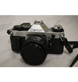 Canon Canon AE-1 Program w/ 3 Lens Kit
