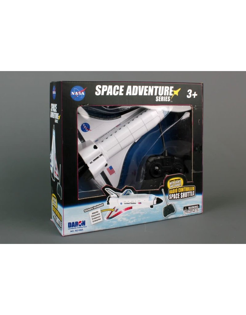 Daron RADIO CONTROL SPACE SHUTTLE