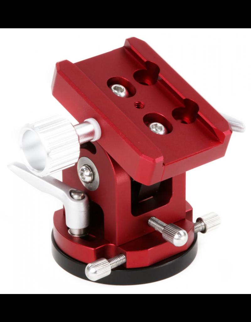 William Optics William Optics Low Latitude Vixen Base Mount & Extension Bar for SkyGuider Pro - YG-IO-SG01L-RD-P